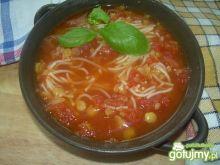 Zupa pomidorowa z soczewicą 2
