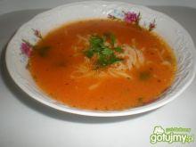 Zupa pomidorowa z tabasco