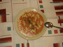 Zupa Pomidorowa z Uszkami