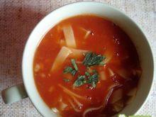 Zupa pomidorowa zasmażana 2