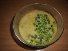 Zupa porowa z ziemniakami