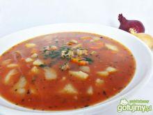 Zupa prawie jak gulaszowa