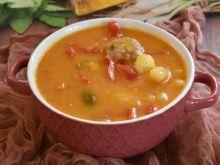 Zupa rozgrzewająca El Mexicano