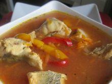 Zupa rybna - Halászlé po mojemu