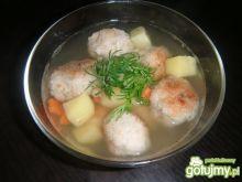 Zupa rybna z pulpetami 4