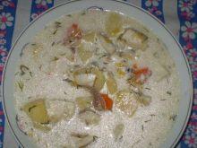 Zupa rybna z Tilapii