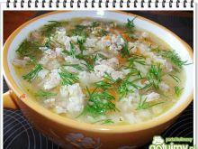 Zupa ryżowa Eli