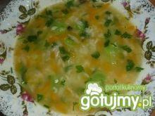Zupa ryżowa na indyku