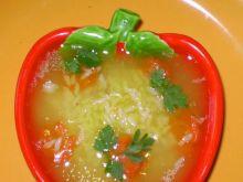 Zupa ryżowa wg Babcigramolki :