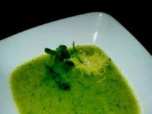 Zupa rzodkiewkowa z liści