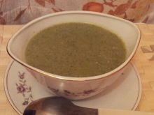 Zupa selerowo-brokułowa