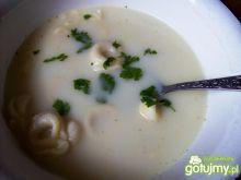 Zupa serkowa z tortellini