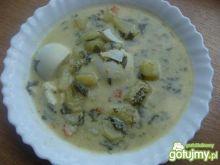 Zupa szczawiowa Edzi
