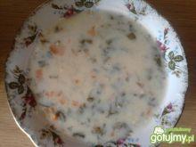 Zupa szczawiowa na żeberkach