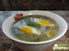 Zupa szczawiowa ze Smakiem