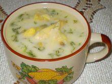Zupa szparagowa wg Babcigramolki