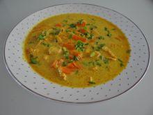 Zupa tajska wg Megg
