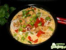 Zupa tom kha gai domowym sposobem