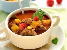 Zupa w stylu carbonada criolla