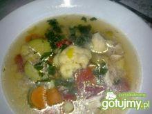 Zupa warzywna 2.