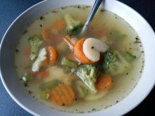 Zupa warzywna lekka