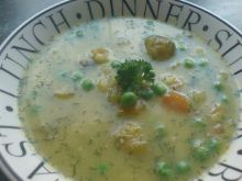 Zupa wiosenna.