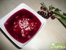 Zupa wiśniowa wg aginaa