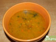 Zupa wołowa z warzywami