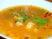 Zupa z białej Kapusty :)