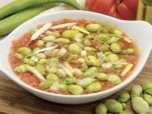 Wartościowa zupa z bobem