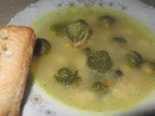 Zupa z brukselek