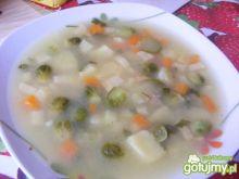 Zupa z brukselką 4