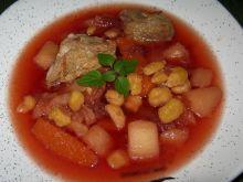 Zupa z buraczkiem