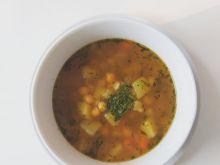 Zupa z ciecierzycą