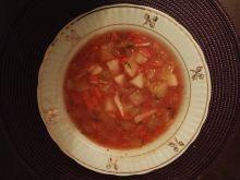 Zupa z cukinią