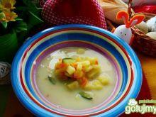 Zupa z cukinią Iwy