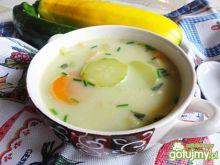Zupa z cukinii 7