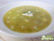Zupa z cukinii wg Ilonar2301