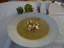 Zupa z cukinii wg Megg