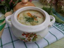 Zupa z fasolą ,,Jaś''