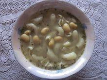 Zupa z fasoli białej