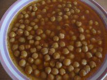 Zupa z groszku omielanego