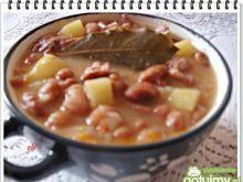 Zupa z jasnej fasoli Eli