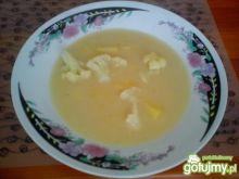 Zupa z kalafiora z ziemniakami