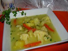 Zupa z kalafiorem
