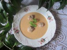 Zupa z klopsikami