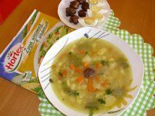 Zupa z klopsikami w wiosennym wydaniu