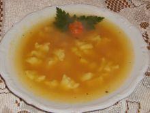 Zupa z kluseczkami