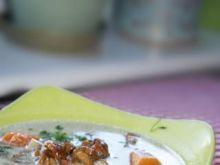 Zupa z kurkami wg paulisia_elk