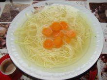 Zupa z makaronem